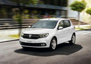 Série Limitée Dacia Sandero City + à partir de 9990€*