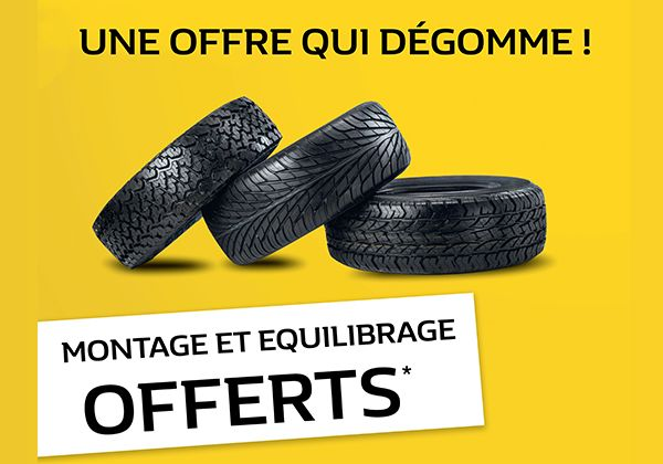 Foire aux pneus Renault