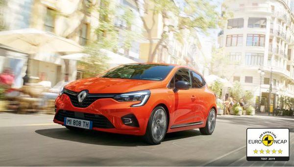 Renault CLIO  ventes flash : à partir de 159€/mois sans apport (1)