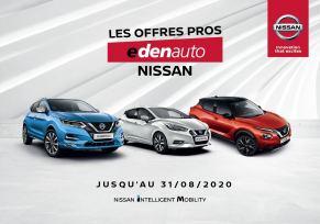 Les offres Nissan PROS
