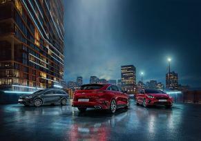 Nouvelle gamme Kia Ceed à partir de 127€/mois