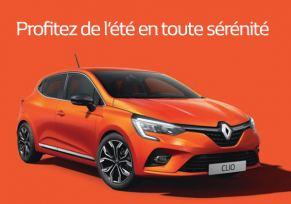 Clio à partir de 99€/mois