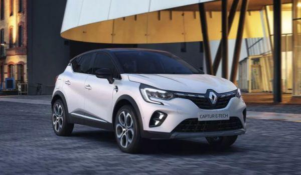 Nouveau Renault Captur E-Tech à partir de 239 €/mois*