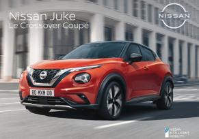 Nissan Juke à partir de 249€/mois