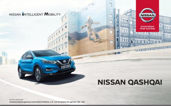 Nissan qashqai : avantage client de 8 000€