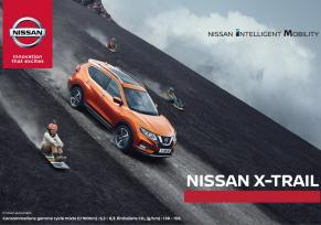 Nissan x-trail : à partir de 459€/mois