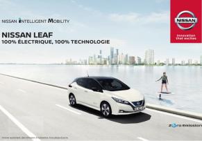 Nissan leaf : à partir de 16 990€