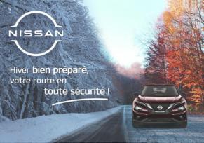 OFFRES APRÈS-VENTE : Votre hiver bien préparé, votre route en toute sécurité !