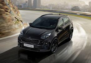 Sportage Hybride Black Edition à partir de 227€/mois
