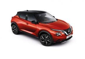 Nissan Juke DIG-T 114 VISIA à partir de 249€/mois et profitez de 3 mois de loyer offerts !