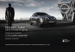 Nissan JUKE ENIGMA - À PARTIR DE 28 440 €
