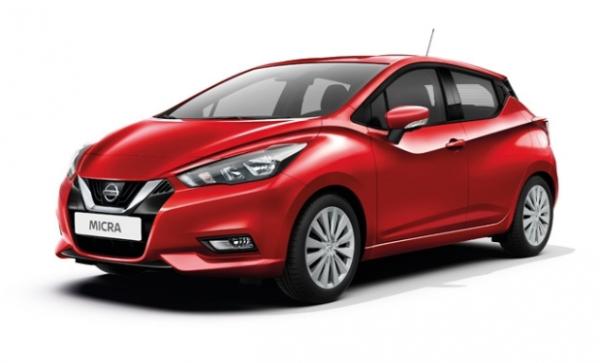 Nissan Micra IG-T 92 VISIA à 179€/mois et profitez de 3 mois de loyer offerts !