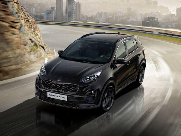 Sportage Hybride Black Edition à partir de 277€/mois