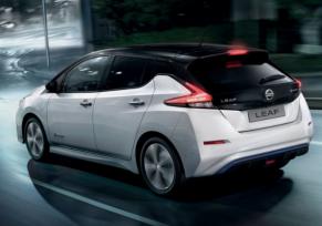 Nissan LEAF à partir de 139€/mois