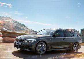 BMW Série 3 Touring à partir de 430€ par mois