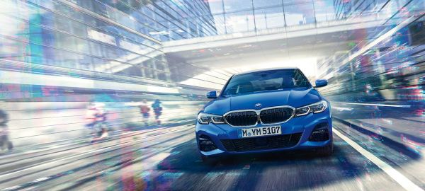 BMW Série 3 berline à partir de 375€ par mois