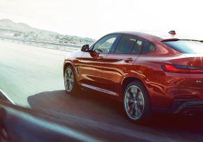 BMW X4 à partir de 560€ par mois