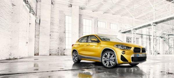 BMW X2 à partir de 310€ par mois