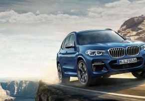 BMW X3 à partir de 430€ par mois