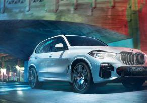 BMW X5 Hybride Rechargeable à partir de 744€ par mois
