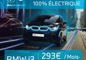 BMW I3 d'occasion à partir de 293€ttc/mois*