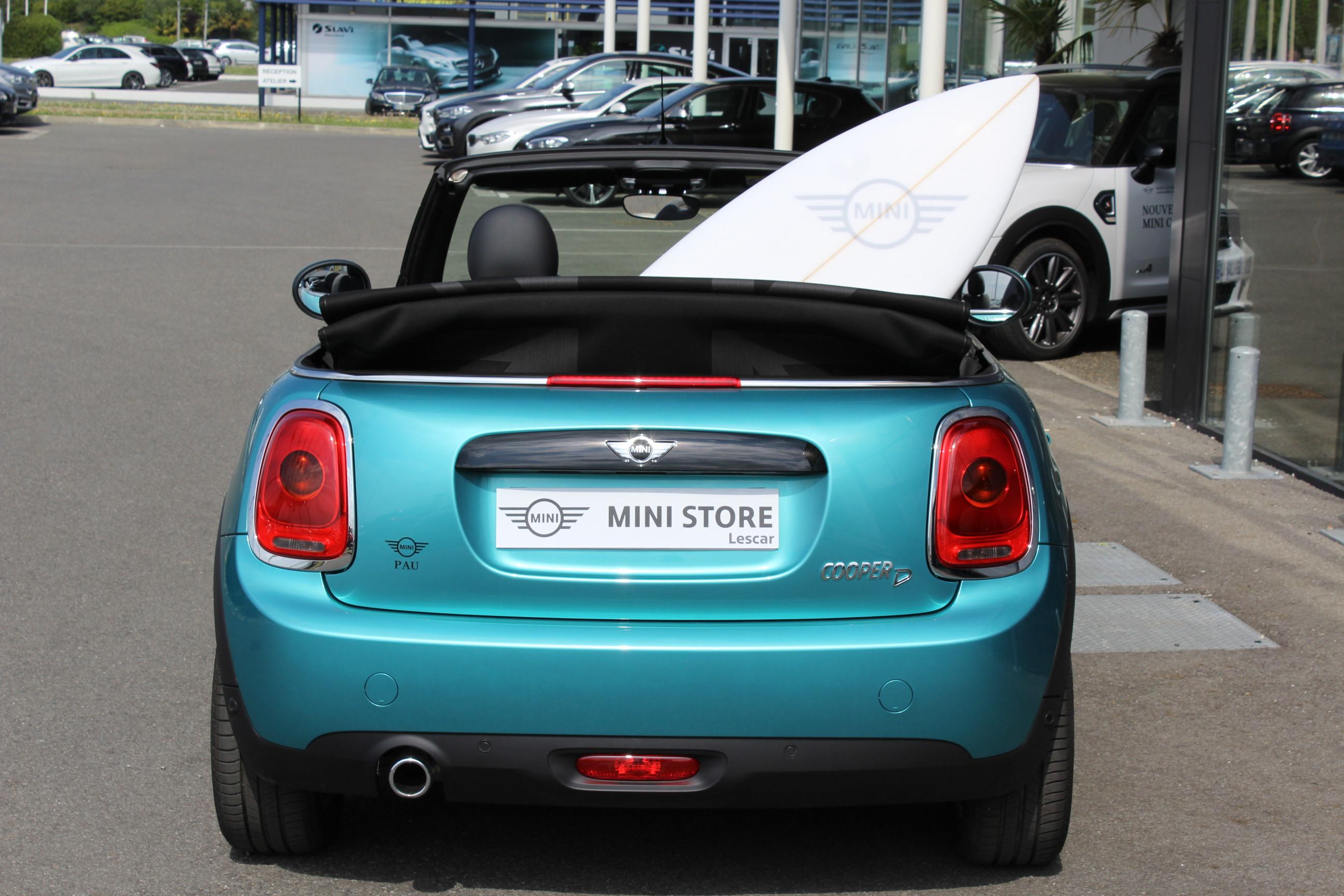 Mini Cabrio en vente à Lascar et Tarbes