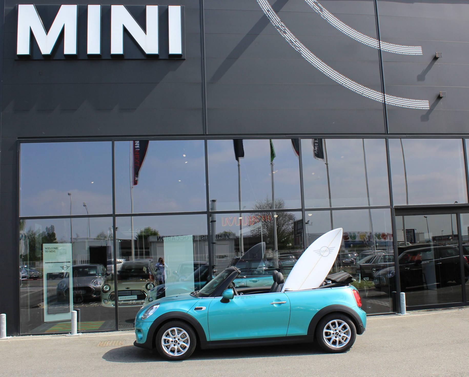 Achetez une Mini Cabrio chez le concessionnaire Mini à Pau