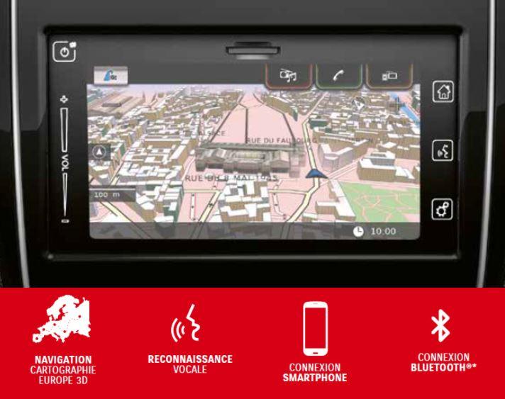 GPS nouvelle Suzuki Swift