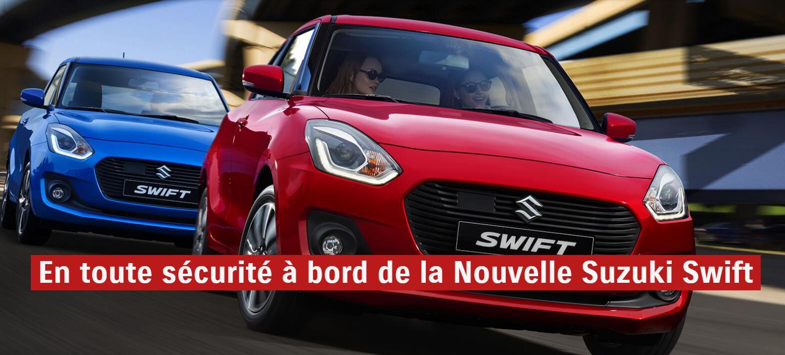 Nouvelle Suzuki Swift