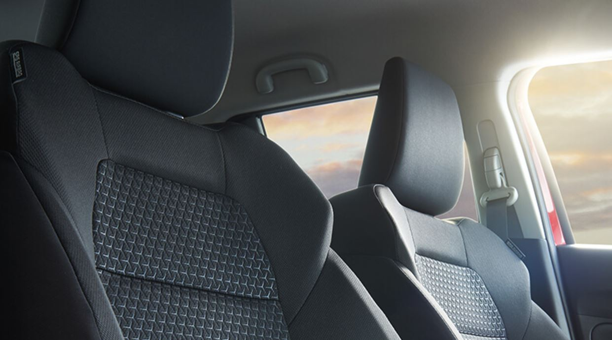 Design interieur nouvelle Suzuki Swift