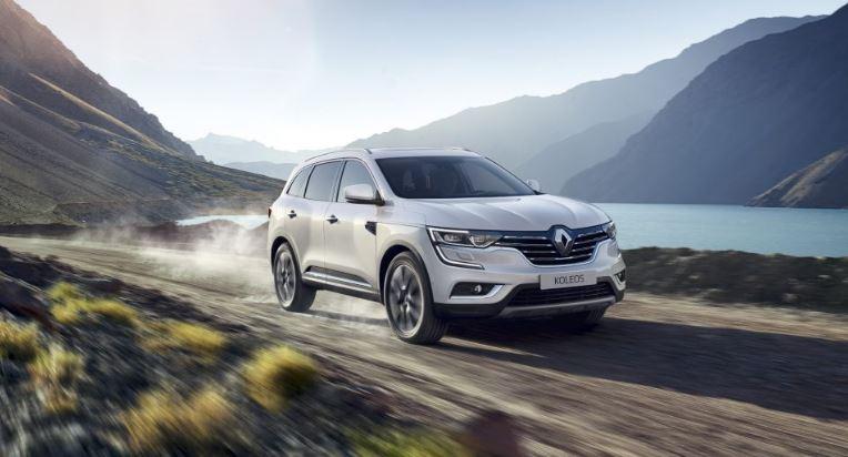 Renault Koleos en vente