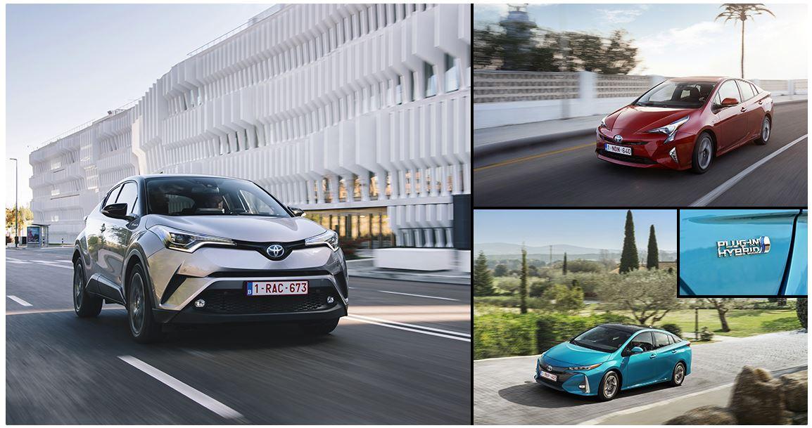 Toyota hybride à vendre chez nos concessionnaires agréés