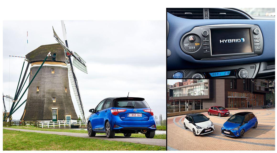 Les gammes Toyota sont les moins polluantes du marché français selon l'ADME