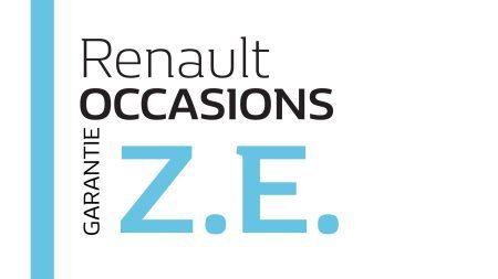 Garantie Renault occasions Z.E