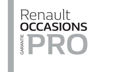 Garantie Renault Occasions pro