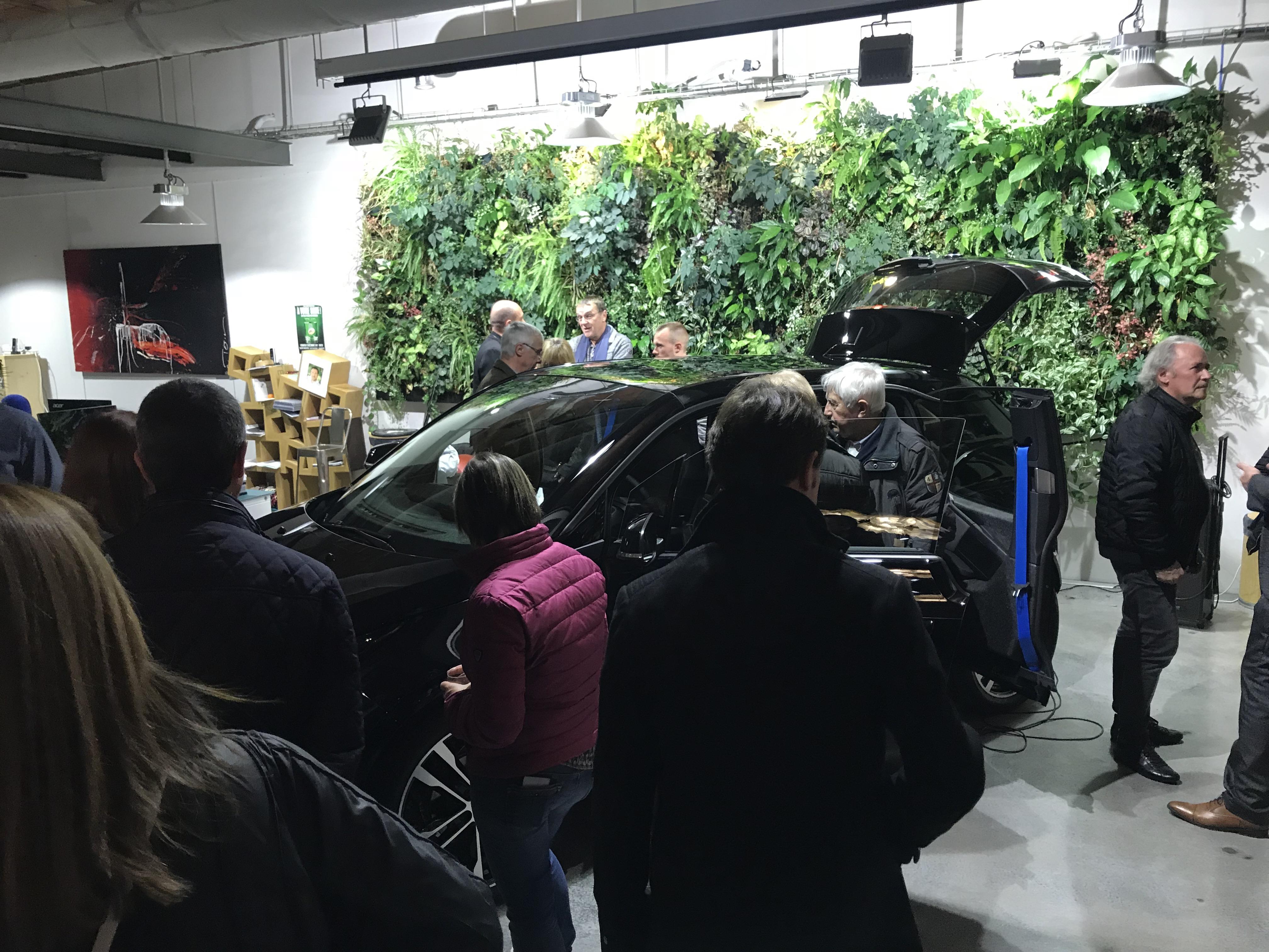 Nouvelles BMW i3 et BMW i3S