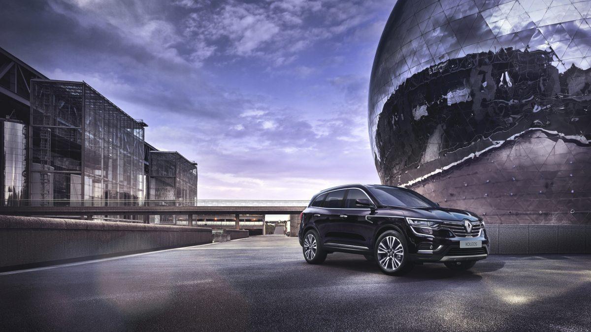 Réservez un essai du Nouveau Renault KOLEOS