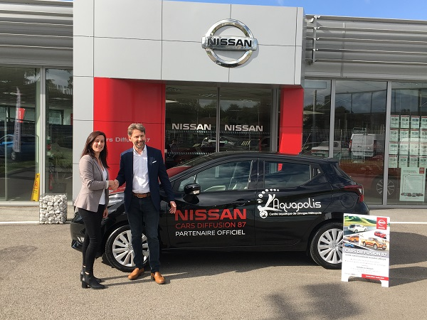Nissan CARS DIFFUSION 87 Eden Auto