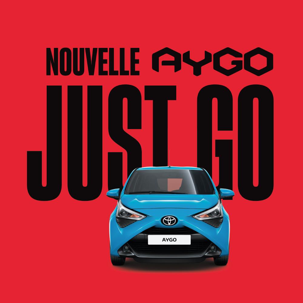 Découvrez la nouvelle Toyota Aygo dans vos concessions Toyota du Groupe Eden Auto