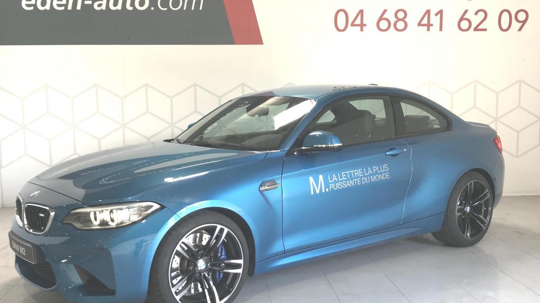 BMW M2 370ch Coupé