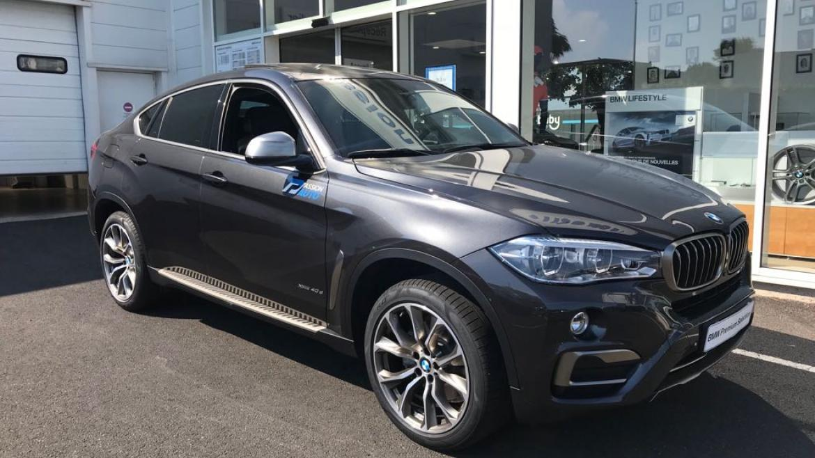 BMW X6 xDrive40d 313ch Finition Exclusive