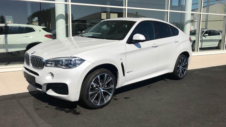 BMW X6 xDrive30d 258ch Finition M Sport