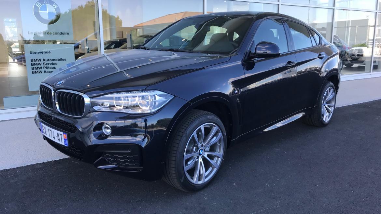 BMW X6 xDrive40d 313ch Finition M Sport