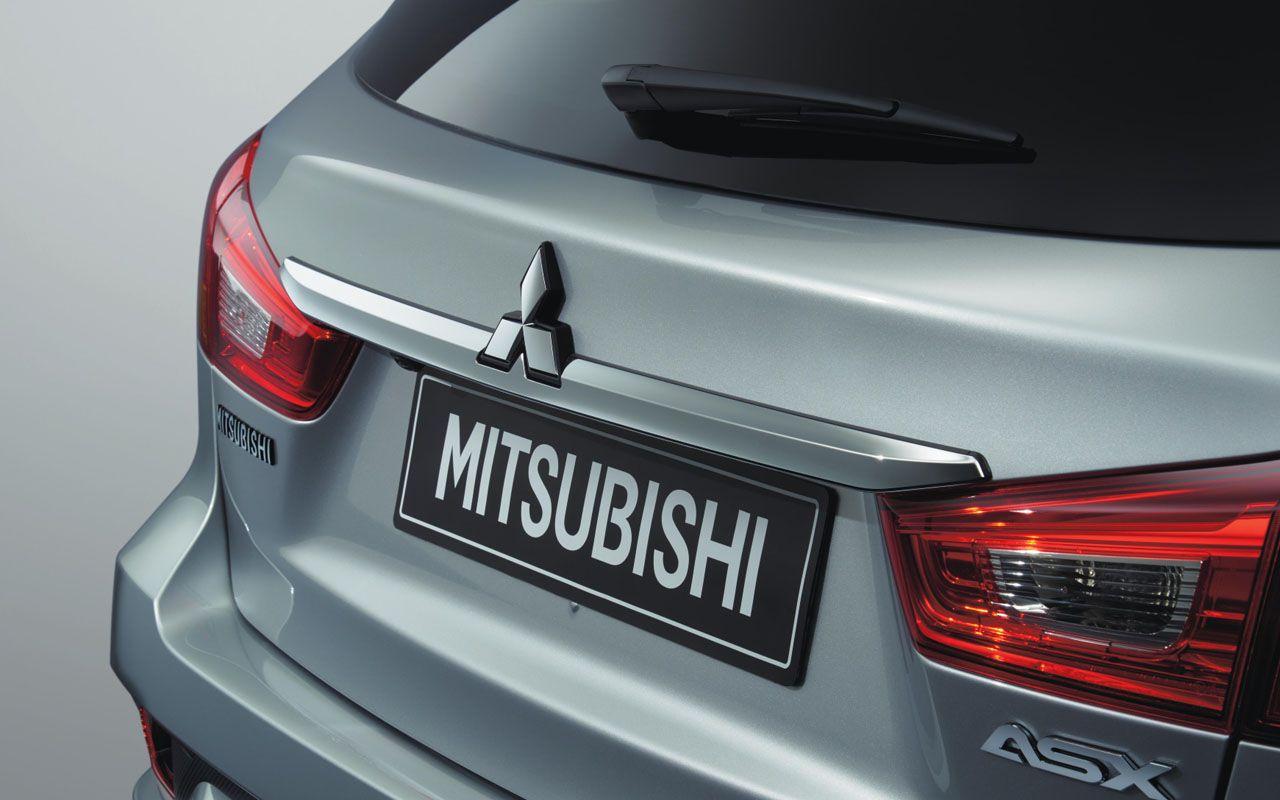 Mitsubishi ASX citadine