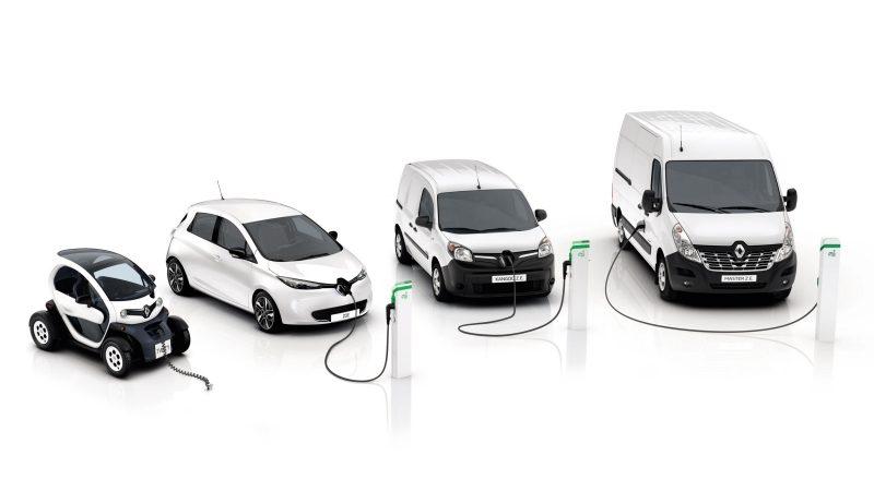 Découvrez notre gamme Renault Z.E., nos solutions et nos services dédiés