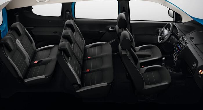 Monospace Dacia Lodgy 7 places