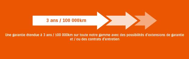 Suzuki Business, une garantie étendue à 3 ans ou 100 000 kms
