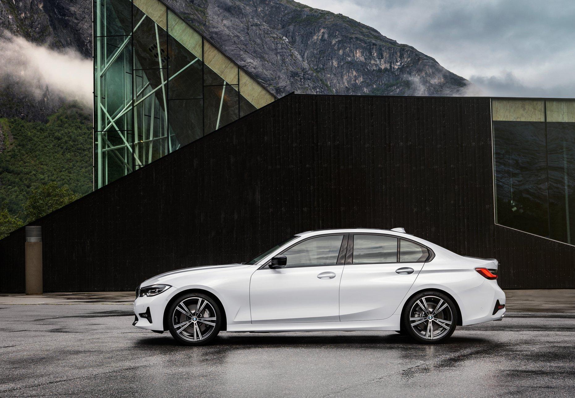 Nouvelle BMW Série 3