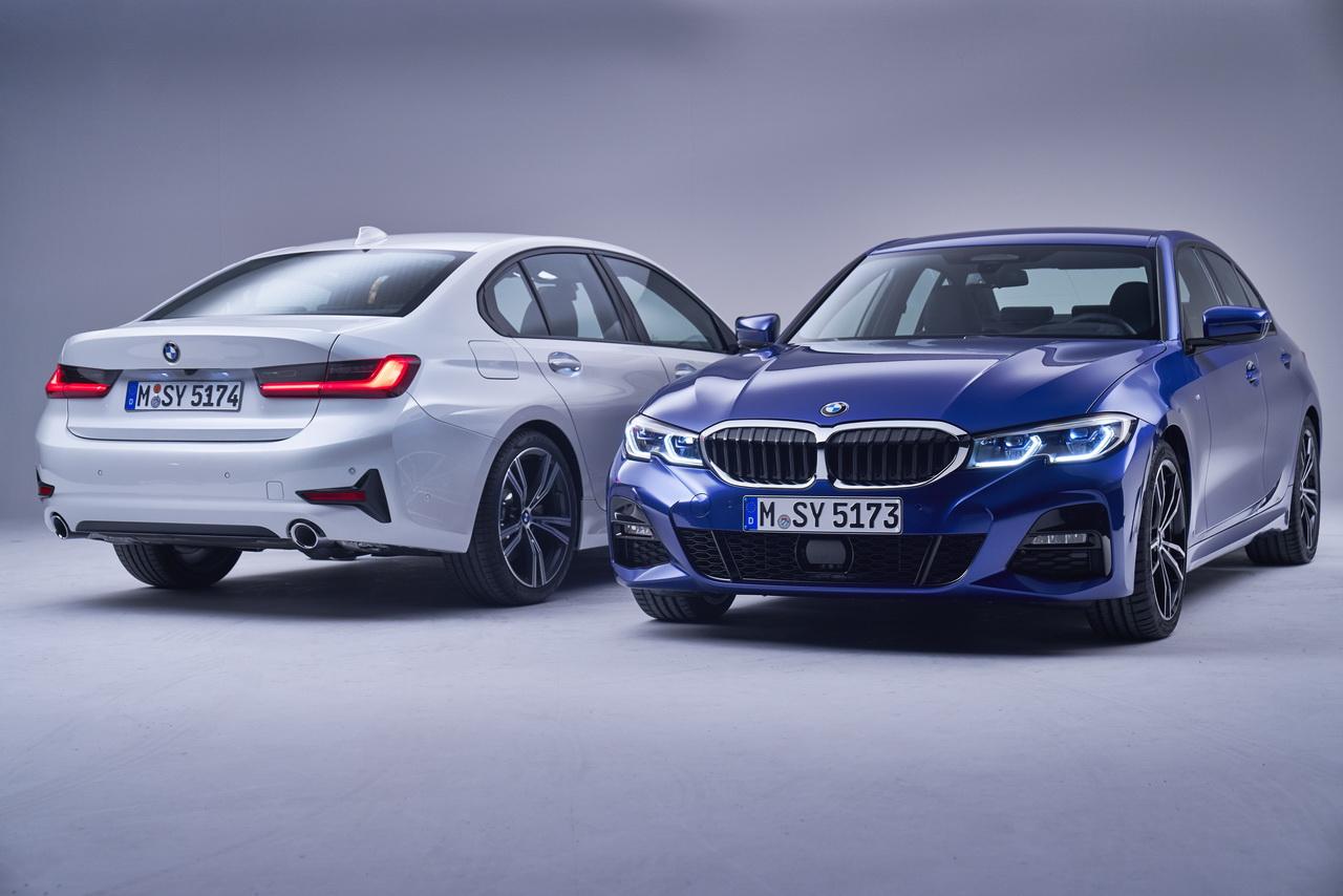 La septième génération de la BMW Série 3 est enfin dévoilée