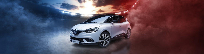 Renault : Portes Ouvertes du 17 au 21 Janvier, venez découvrir Renault Scenic